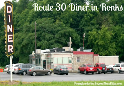 Route 30 Diner in Ronks, Lancaster County, Pennsylvania