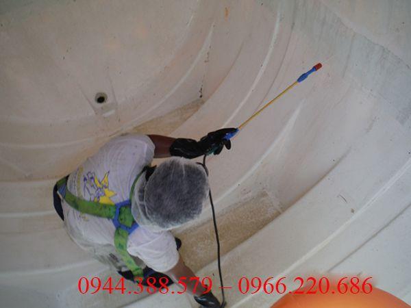 Dịch vụ thau rửa bể nước giá rẻ tại Hà Nội