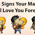 8 Signs Your Man Will Love You Forever