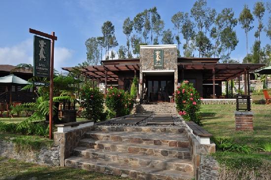 hotel in bromo mountain