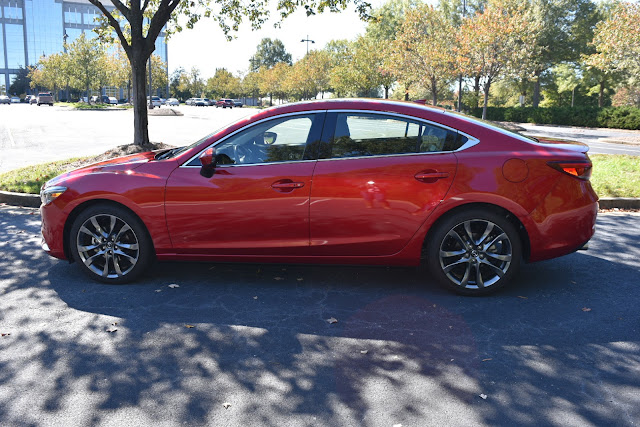 2016 Mazda6 Grand Touring Review  via  www.productreviewmom.com
