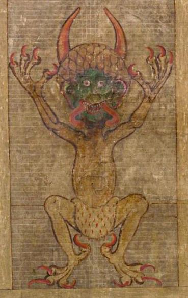 Codex Gigas, el libro más grande del mundo