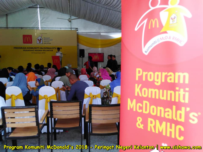 Usaha McDonald's Malaysia Meneruskan Inisiatif Kemasyarakatan Hingga Ke Pantai Timur Memang Patut Dipuji