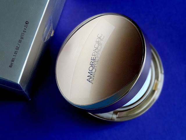 AmorePacific Age Correcting Foundation Cushion SPF25 in 208 Medium