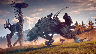 Horizon Zero Dawn game Image