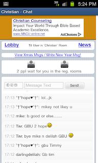 Christian Chat v1.0
