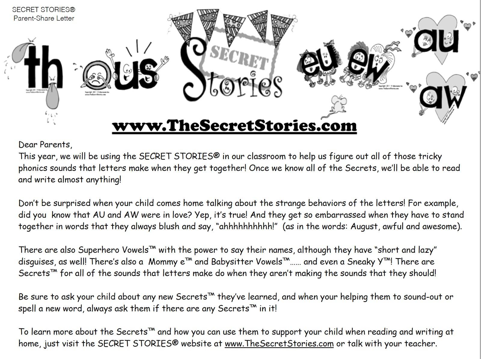 Parents Archives The Secret Stories