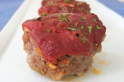 The Best Keto Meatloaf Minis With Low Carb Ketchup