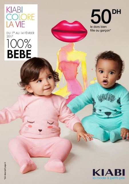 catalogue kiabi fevrier 2017