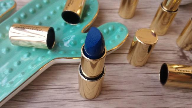 Labiales Full Matte Lipstick de Pierre René - 28 Ink Blue