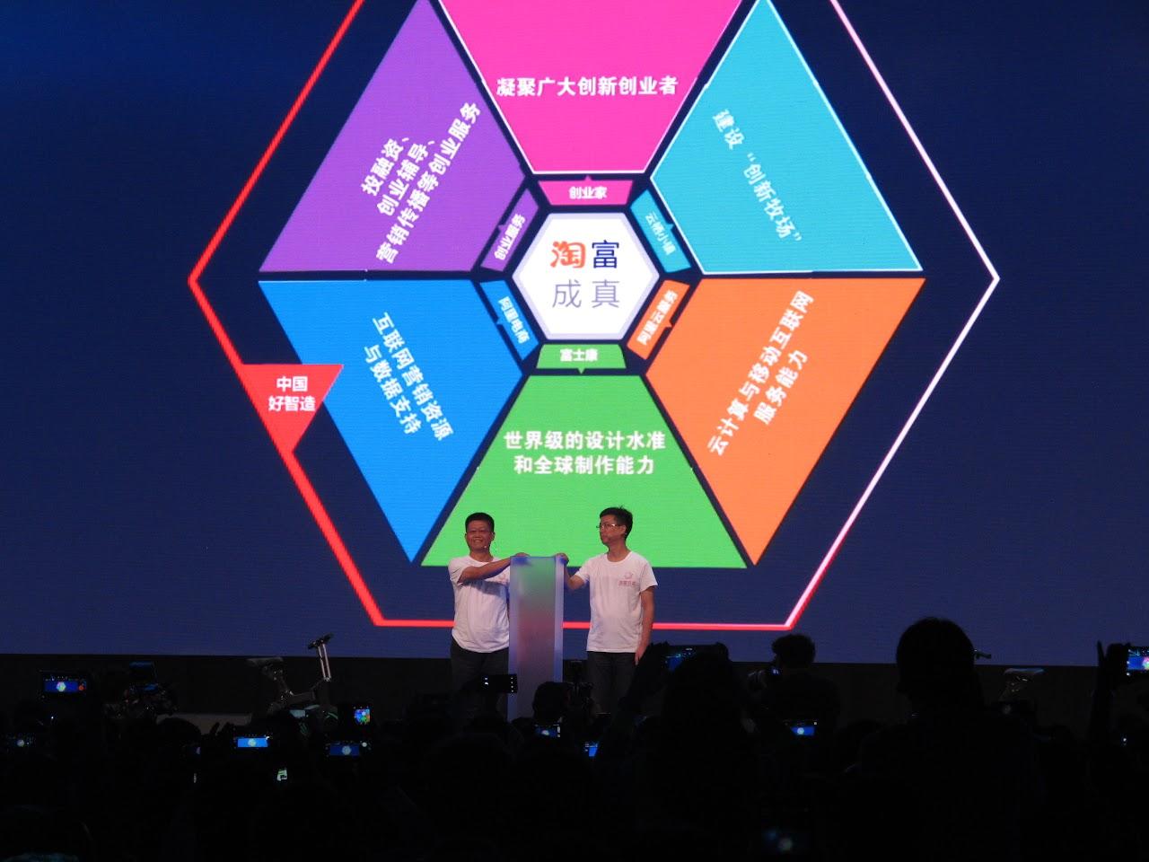 讓新創團隊「犯得起錯」!鴻海與阿里巴巴推創客製造平台「淘富成真」