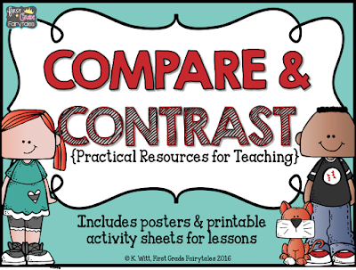 https://www.teacherspayteachers.com/Product/Compare-Contrast-Practical-Resources-for-Teaching-2490017