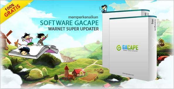 Download Gacape Updater Linux Versi 6