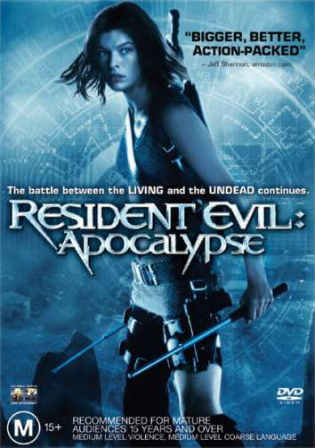 Resident Evil Apocalypse 2004 BRRip 300MB Hindi Dual Audio ORG 480p Watch Online Full Movie Download bolly4u