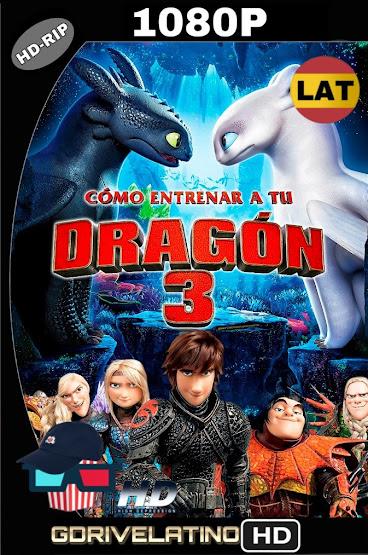 Cómo Entrenar a tu Dragón 3 (2019) HDRip 1080p Latino MKV