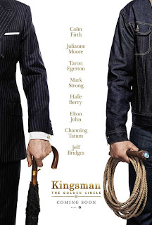 Watch Kingsman: The Golden Circle 2017 Online Free