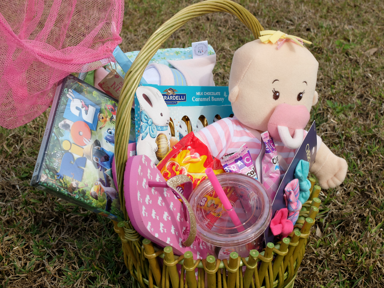 Sweet Turtle Soup - Aria's Easter Basket