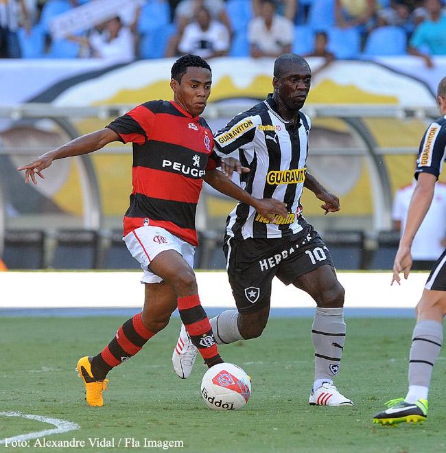 Flamengo E Seus Jogos: Flamengo 0 X 2 Botafogo