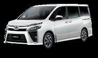 Harga Toyota Voxy Pekanbaru Riau Januari 2018