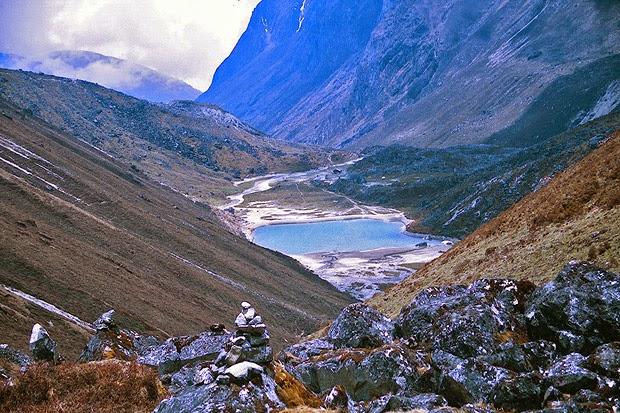 Semeti Lake, Goecha La