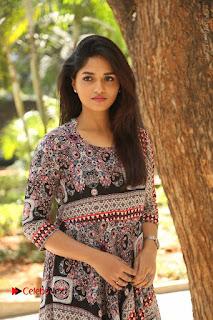 Actress Sunaina Latest Stills in Floral Dress at Pelliki Mundu Prema Katha Trailer Launch  0003.JPG