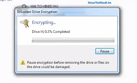 how to make pen drive password protected in xp