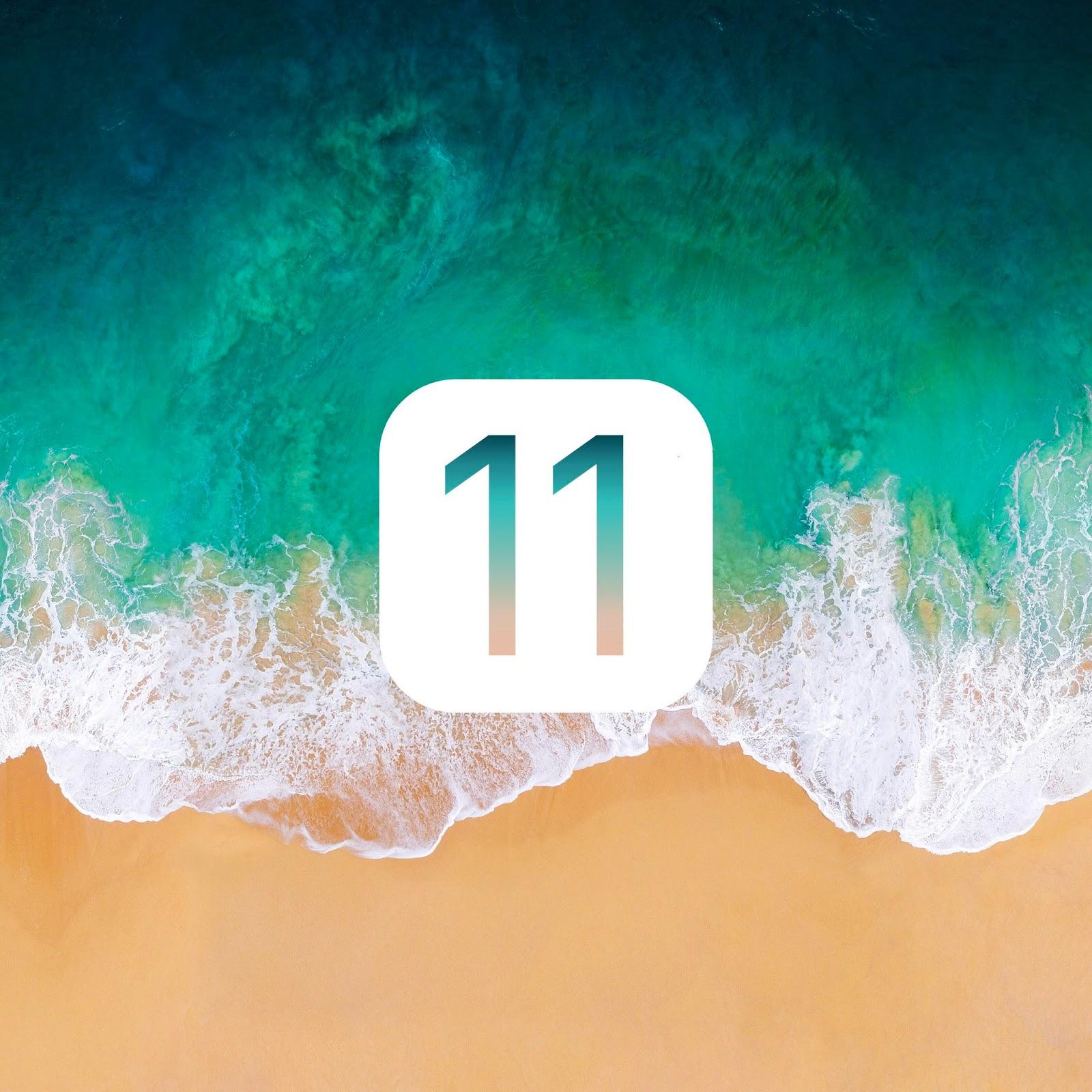 Download iOS 11 Wallpaper iPhone / iPad HD resolution