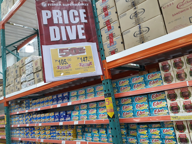 Price Dive, 5% Discount for every  case purchase of yellow tag items
