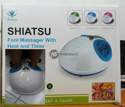 Jual Alat Pijat Kaki Tiga Dimensi Shiatsu Foot Massager Murah