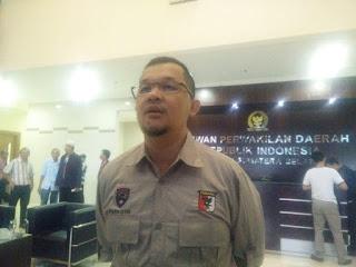 Hendri Zainudin Prihatin, Anggota DPD RI Tertangkap KPK