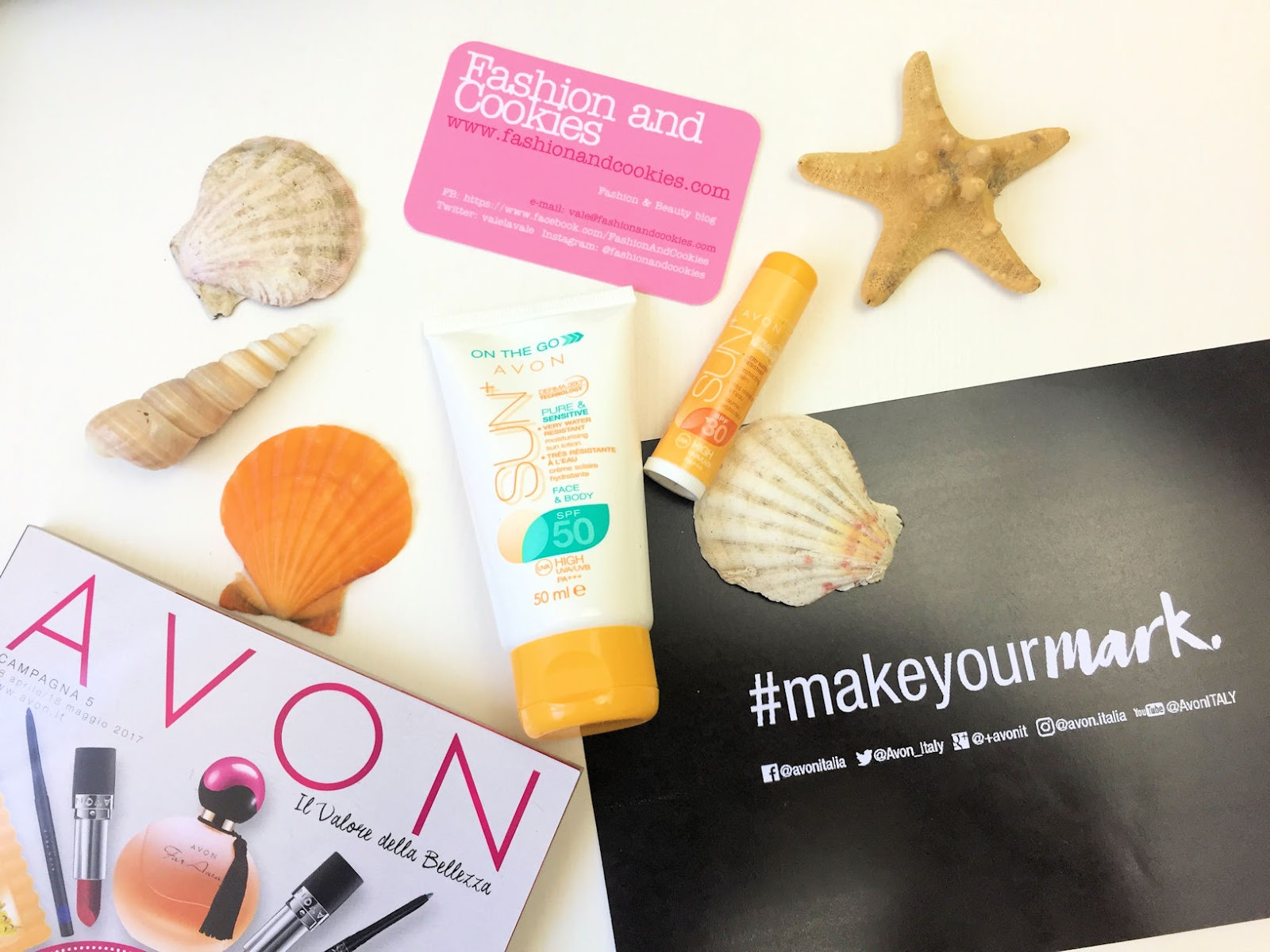 Come proteggere la pelle al mare: solari AVON SUN+ su Fashion and Cookies beauty blog, beauty blogger