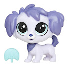 Littlest Pet Shop Singles Petey Plumford (#201) Pet