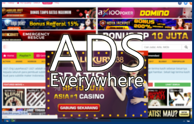 Ads Everywhere - Iklan dimana-mana