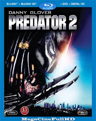 Depredador 2 (1990) Full HD 1080P Latino