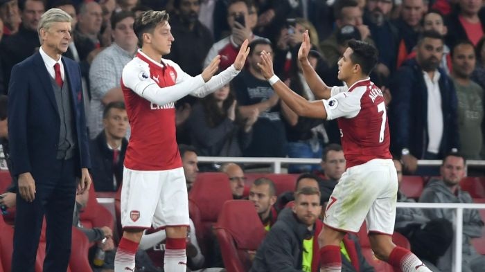 sports: there would be no Alexis Sanchez and Mesut Ozil exit in January- Arsene Wenger