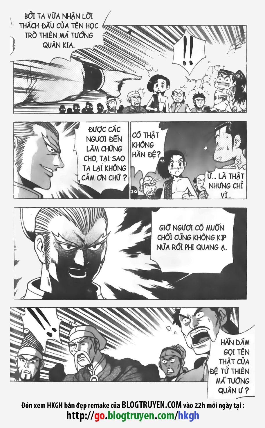 Hiệp Khách Giang Hồ Chap 149