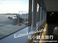 背包豬@廣島空港