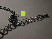Armband Verschluss: Fashmond Schmuckset Schmuck-Sets eine Ohrringe, ein Armband und eine Halskette Kette mit Anhänger für Frauen Mädchen Blau aus Kristall