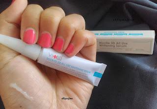 swissvita whitening serum travel size