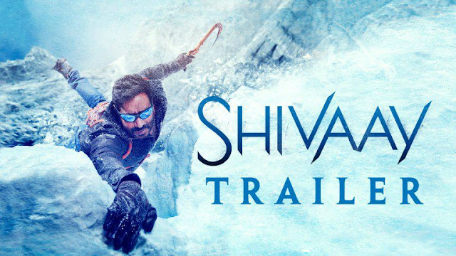 Ajay Devgn Shivaay Movie Trailer