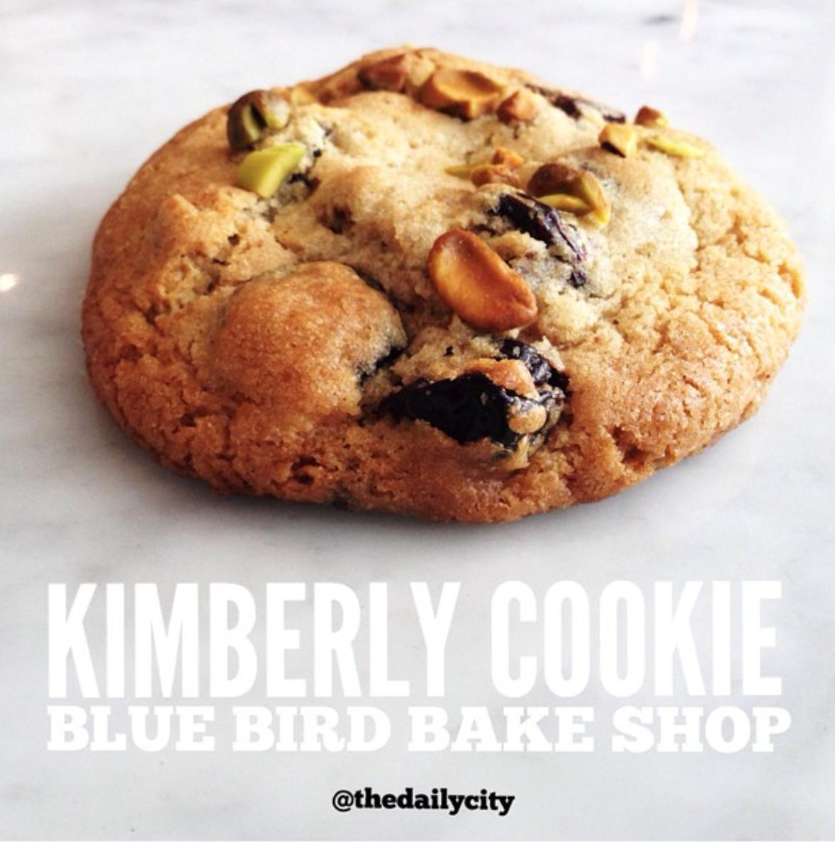 Blue Bird Bake Shop's Cookie With Chocolate Chunks, Tart ...