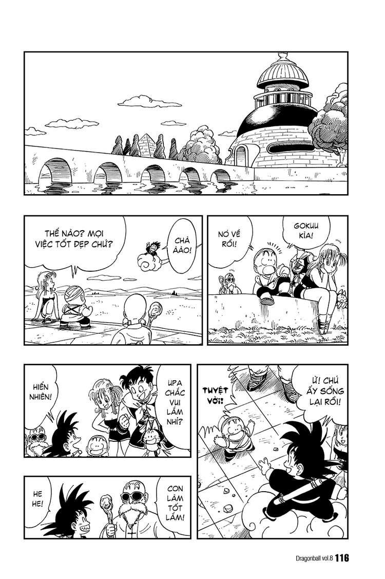 Dragon Ball chap 112 trang 9