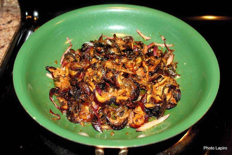 snails, nyamangoro, congo meat
