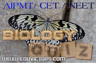 AIPMT/ NEET CLASS 12 - BIOLOGY MCQs (#eduvictors)(#cbsenotes)