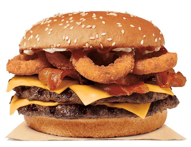 Burger King Debuts New Rodeo King Burger Brand Eating