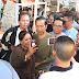 Jokowi Blusukan ke Pasar Induk Lamongan