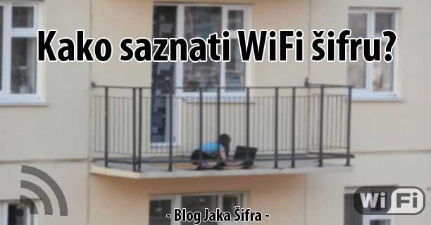 Kako saznati WiFi šifru na telefonu?