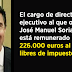 El Gobierno coloca a José Manuel Soria como director ejecutivo del Banco Mundial