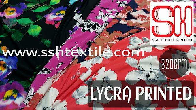LYCRA PRINTED