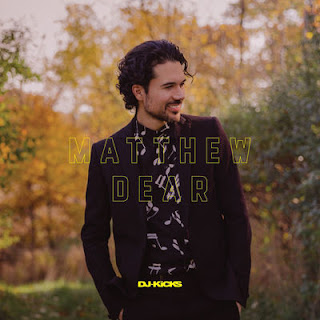 Matthew Dear - DJ-Kicks (2017) - Album Download, Itunes Cover, Official Cover, Album CD Cover Art, Tracklist